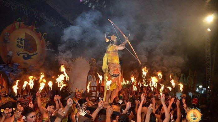 Jadwal Sanur Village Festival 2019, Isyana Sarasvati Tampil di Liburan Akhir Pekan