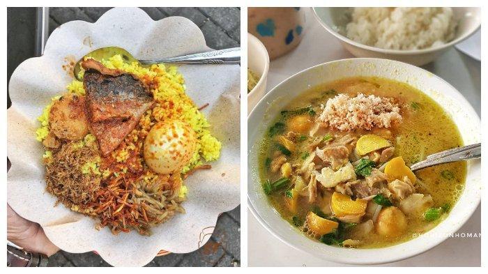 7 Kuliner Enak dan Murah untuk Sarapan Pagi di Surabaya, Coba Nasi Kuning Avon khas Ambon