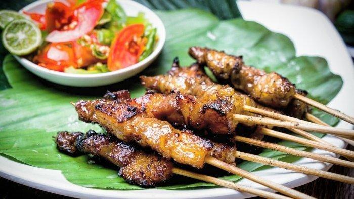 Lezatnya Sate Maranggi Ala Kedai Sate Maranggi ST 21 Bandung, Pecinta Pedas Wajib Mencobanya