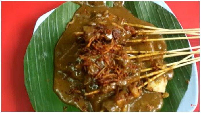 Sate Padang Ajo Manih