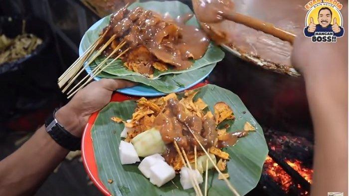 Sate Padang Ajo Ramon, kuliner legendaris di Jakarta Selatan.