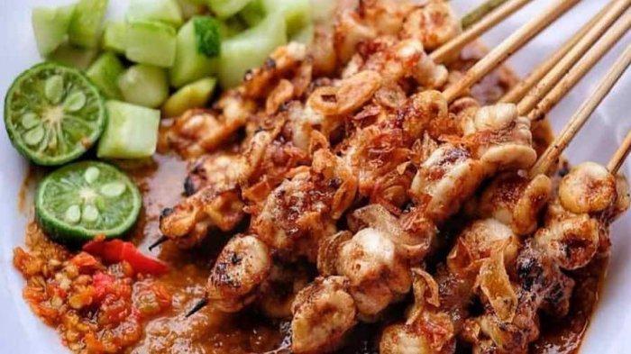 10 Kuliner Malam di Bogor, Cicipi Sate Sumsum Pak OO yang Nikmat