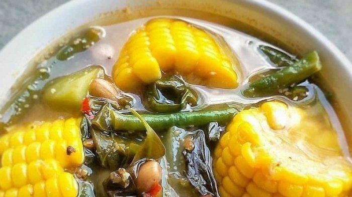 Resep Sayur Lodeh, Ide Masakan Praktis dengan Kuah Santan yang Menghangatkan