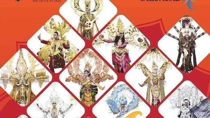 Digelar Akhir Juli 2019, Ini Jadwal Solo Batik Carnival 2019