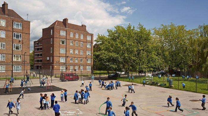 5 Tempat Penuh Warna di London, Jangan Lupa Kunjungi Notting Hill