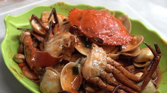 Warung Seafood Murah di Jakarta Mulai Rp 35 Ribu, Penjualnya Eks Chef Restoran Terkenal