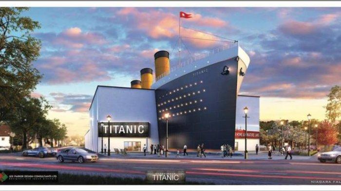 2018 Nanti Museum Interaktif Tetanic Akan Dibuka, Wisatwan Bebas 'Blusukan' Hingga Ruang Kru