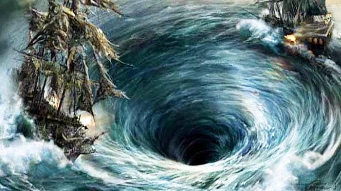 Fakta Menarik di Balik Segitiga Bermuda yang Hilangkan Kapal dan Pesawat Melintas