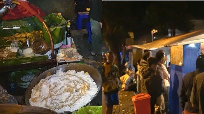 Nasi Goreng Sampah Laris Banget di Malang, 40 Kg Beras Ludes Tiap Hari