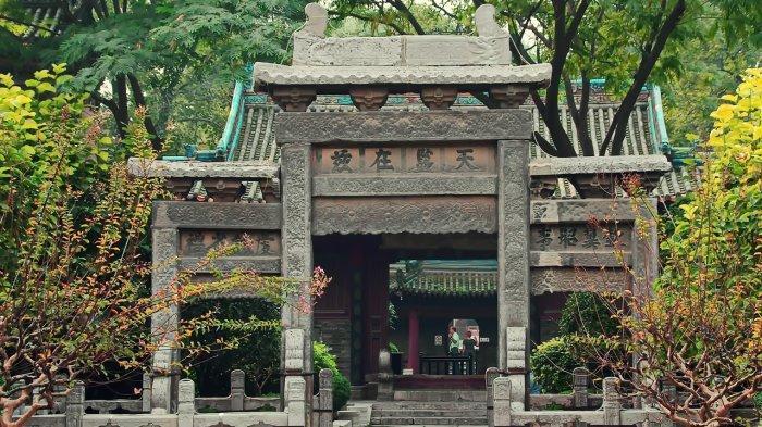 Sejarah Masjid Raya Xi'an, Masjid Tertua di China yang Dibangun Sejak Dinasti Tang