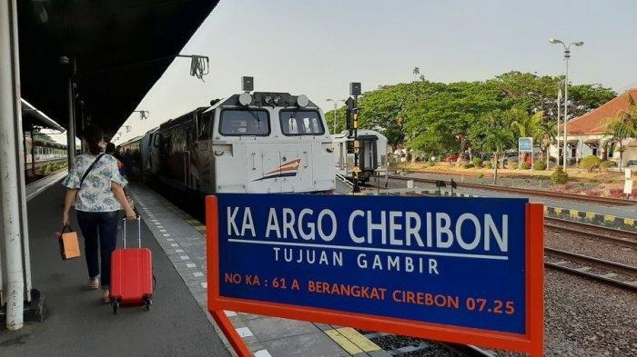 Promo Tiket KA Argo Cheribon, Berlaku Sepanjang Maret 2020