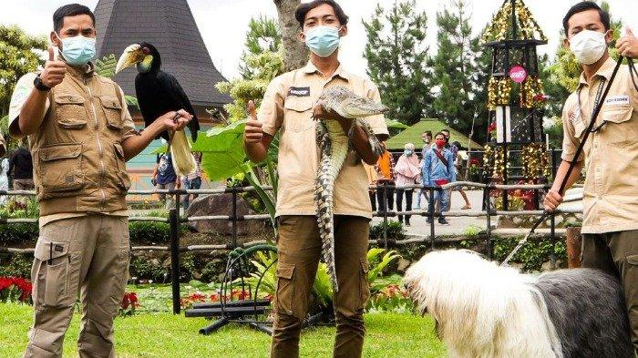 Simak Harga Tiket Masuk Lembang Park & Zoo dan Jam Buka Terbaru untuk Liburan Akhir Pekan