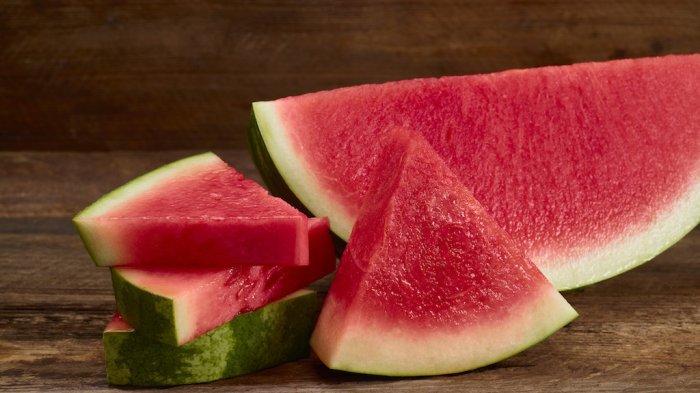 Ilustrasi buah Semangka
