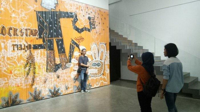 Wisata Semarang - Liburan ke Kota Lama, Semarang Contemporaryartgallery Wajib Disambangi