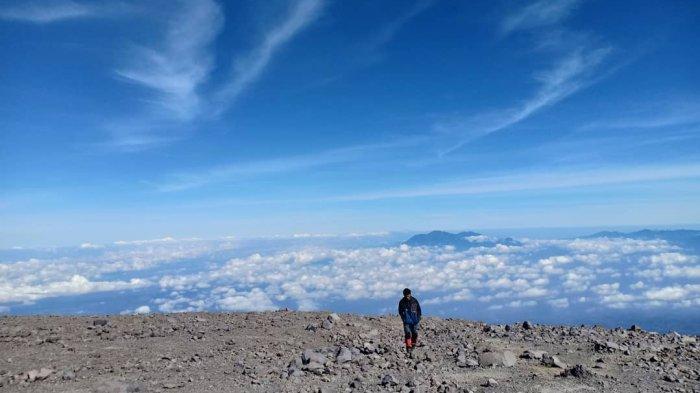 Berbeda Saat Naik Gunung, Ketika Turun dari Puncak Kenapa Pendaki Sering Kehilangan Fokus?