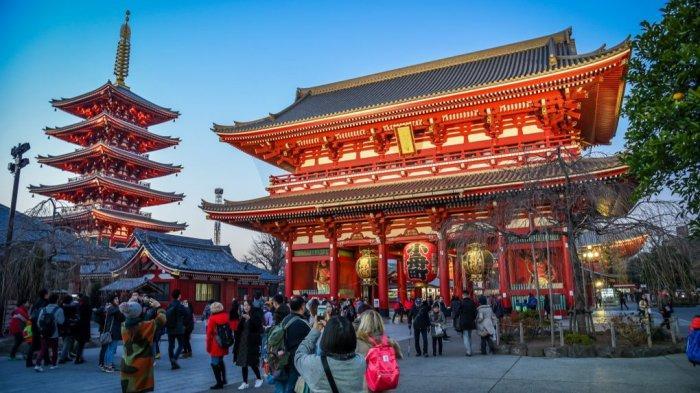Jepang Buka Travel Bubble dengan 5 Negara Asia, Termasuk Indonesia?