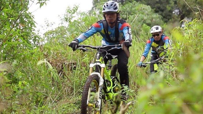 Daya Tarik Wisata Baru di Pemalang, Bersepeda Meluncur di Jalur Pendakian Gunung Slamet