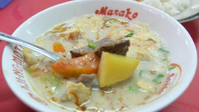 Kuliner Soto Betawi