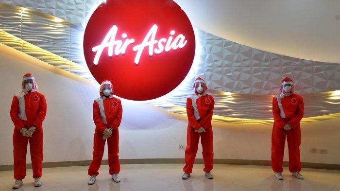 AirAsia Rilis Seragam Baru Mirip APD untuk Lindungi Awak Kabin dari COVID-19