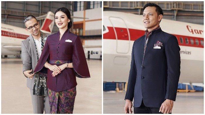 10 Potret Seragam Pramugari Garuda Indonesia dari 1949 hingga Masa Kini, Klasik dan Unik