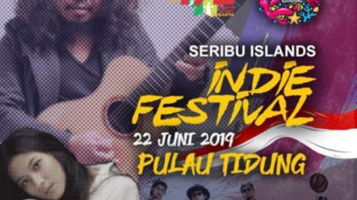 Danilla dan Pusakata Bakal Meriahkan Seribu Islands Indie Festival