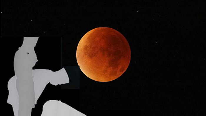 Gerhana Bulan Total Ini Bacaan Niat Doa Dan Tata Cara Shalat