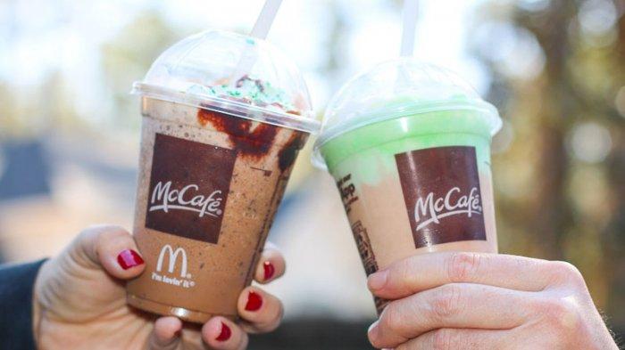 Minuman Milkshake Legendaris Mcdonald S Kembali Dirilis Pada Maret 2018 Adakah Di Indonesia Tribun Travel
