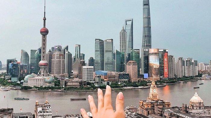 Rekomendasi Tiket Murah ke China untuk liburan Tahun Baru Imlek 2020 di Shanghai