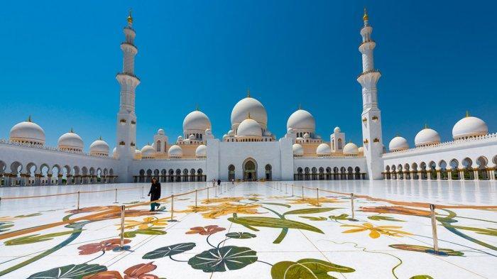 Masjidil Haram dan 5 Masjid Terindah di Dunia yang Keindahannya Bisa Dilihat secara Virtual