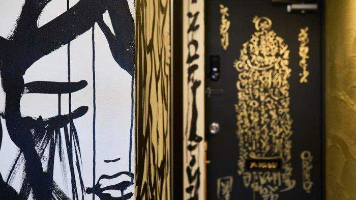 Dipenuhi Lukisan Mural, Penginapan di Tokyo Ini Bakal Buat Siapapun Jadi Betah Ogah Pulang