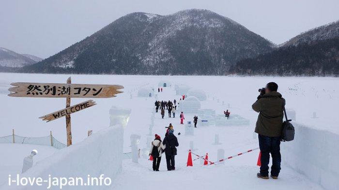 Liburan ke Hokkaido Jepang? Jangan Lupa Mampir ke Desa Fantasi yang hanya Muncul Selama 60 Hari
