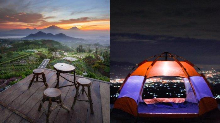 Harga Tiket Masuk Silancur Highland, Tempat Wisata di Magelang untuk Camping hingga Nikmati Sunrise