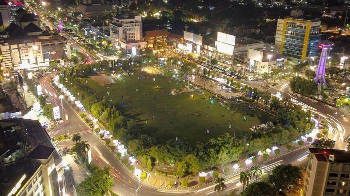 7 Titik Tempat Menyambut Tahun Baru 2019 di Semarang, Ada Peresmian Semarang Bridge Fountain