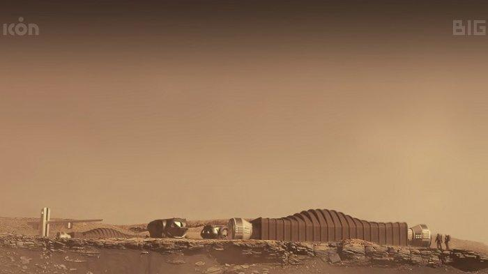NASA Cari 4 Orang Relawan untuk Tinggal di Simulasi Habitat Mars Selama 1 Tahun, Tertarik?