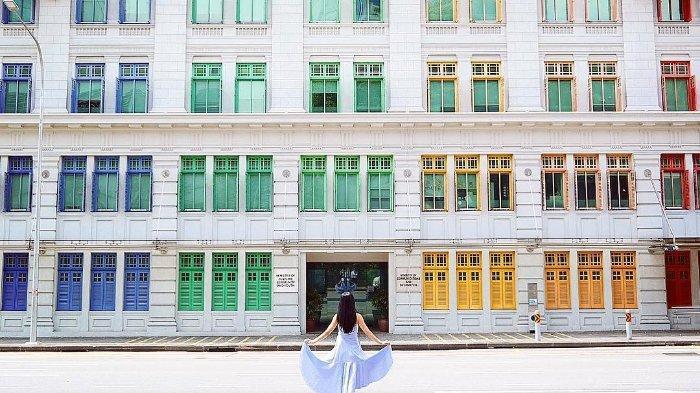 Tempat Wisata Instagramable di Singapura