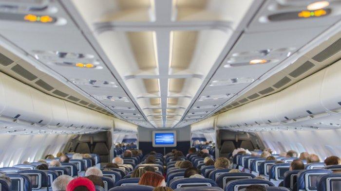 Sirkulasi udara di kabin pesawat