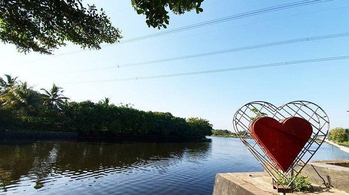 Asyiknya Bersantai di Taman Cinta Situ Kemuning, Tempat Ngabuburit Favorit di Bogor