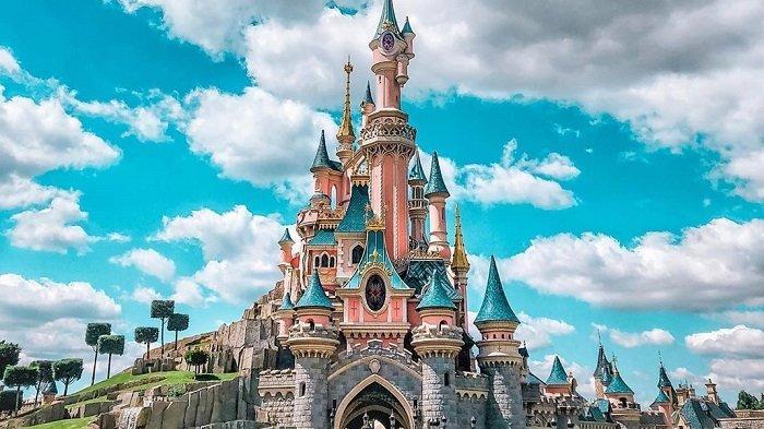 Penguncian Nasional di Prancis, Disneyland Paris Akan Ditutup Sementara
