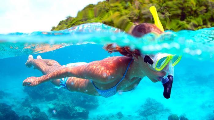 Republik Palau Larang Wisatawan Pakai Tabir Surya Saat Berenang di Laut