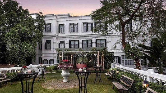 Mengintip Hotel Metropole, Lokasi Pertemuan 4 Mata Donald Trump dan Kim Jong Un di Hanoi