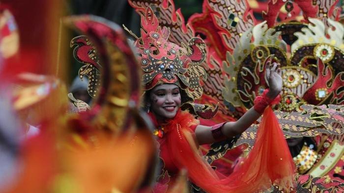 Rekayasa Lalu Lintas dan Titik Parkir Solo Batik Carnival 2019