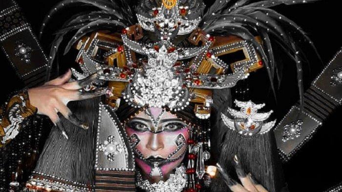Potret 11 Kostum Delegasi Negara-negara Asia Tenggara di Solo Batik Carnival 2019