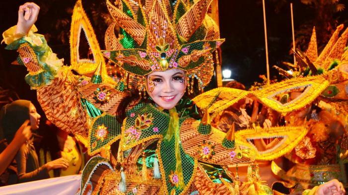 Solo Batik Carnival - Dateng Rame-rame! Ini Rute dan Tanggalnya