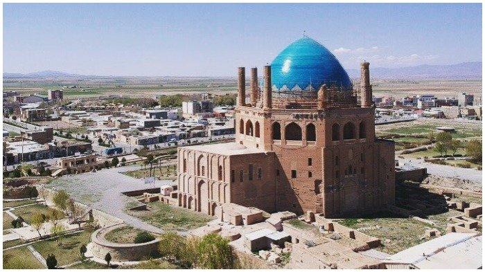 4 Destinasi Bersejarah di Iran yang Masuk Dalam Daftar Situs Warisan Dunia UNESCO