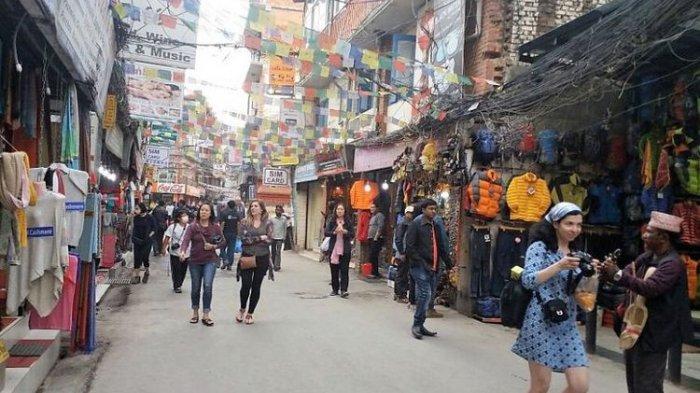 Mirip Legian! Ini Pusatnya Belanja Suvenir Khas Nepal di Kathmandu, Harga Bisa Ditawar Sampai Pas