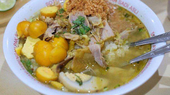 5 Tempat Makan Soto Ayam di Jakarta, Ada Soto Ayam Ambengan yang Berasal dari Surabaya