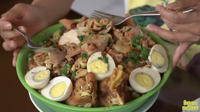 Soto Ayam Spesial Rp 250 Ribu Seporsi di Jakarta, Topping Daging dan Jeroan Melimpah