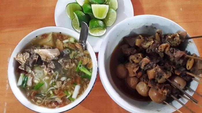 Soto Bangkong enak untuk sarapan
