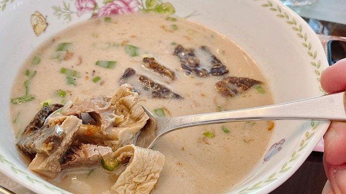 Soto Betawi H. Mamat dan 4 Kuliner Malam di Serpong Tangerang Selatan