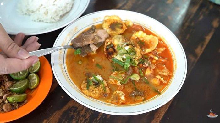 Soto Betawi Rp 80 Ribu per Porsi Habis dalam Beberapa Jam, Sehari 50 Kg Daging Sapi Ludes
